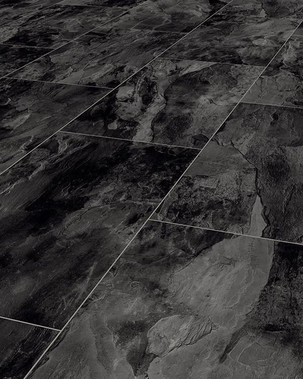 Laminaat Binyl Pro V4 1526 Brecon Slate Tile