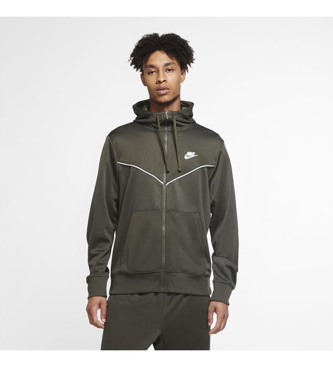 Nike Sportswear Repeat PK FZ Hoodie M
