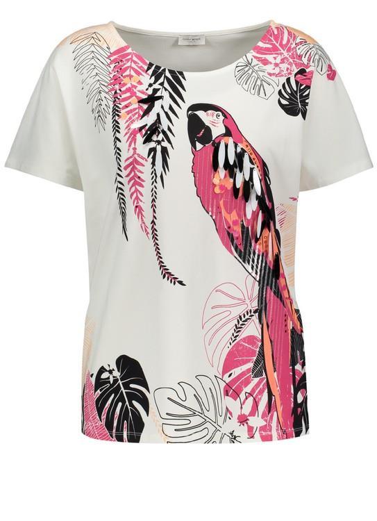 Gerry Weber T-Shirt SS Off-white