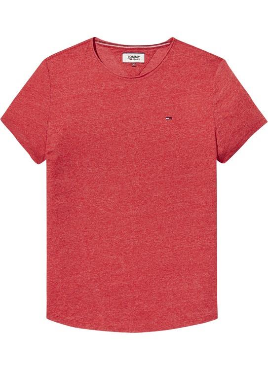 Tommy Jeans shirt Basic Rood