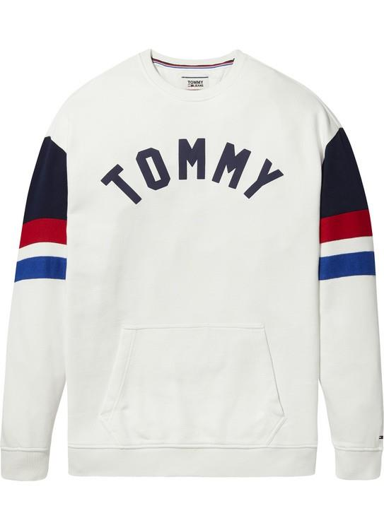 Tommy Jeans Sweater Colorblock
