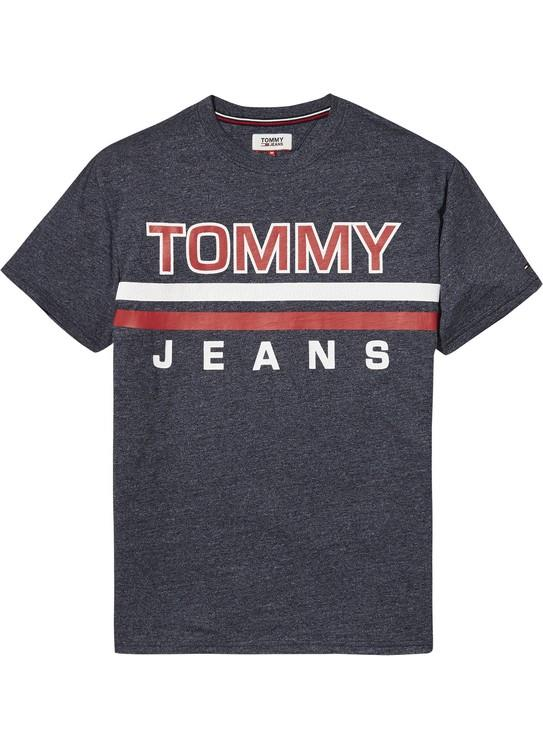 Tommy Jeans T-Shirt Stripe