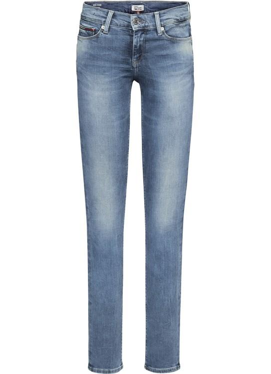 Tommy Jeans Midrise Skinny Nora