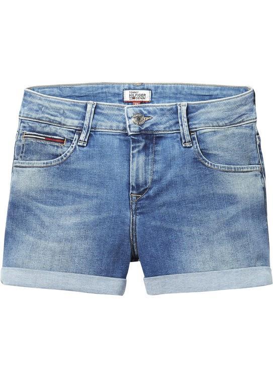 Tommy Jeans Short Classic Denim