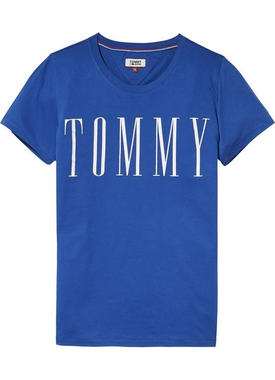 Tommy Jeans T-Shirt Clean Logo