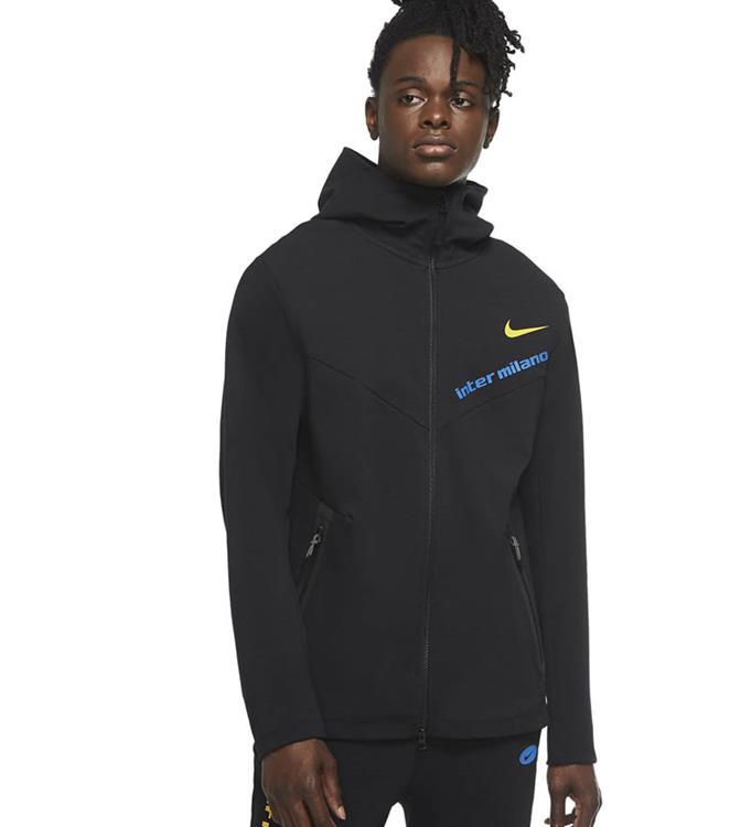 Nike Sportswear Inter Milaan Tech Pack CL Hoodie 2020/2021  M