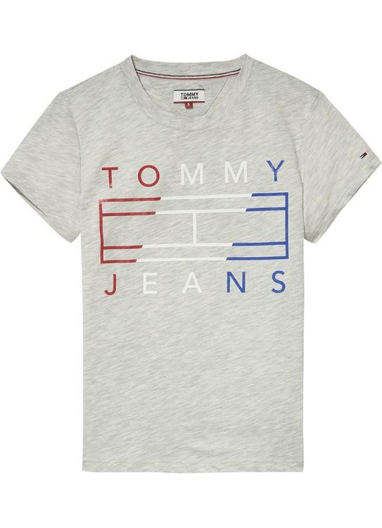 Tommy Jeans T-Shirt Tommy Flag
