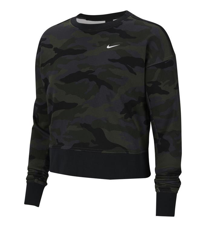 Nike Dry Get Fit FC Camo Trainingscrew W