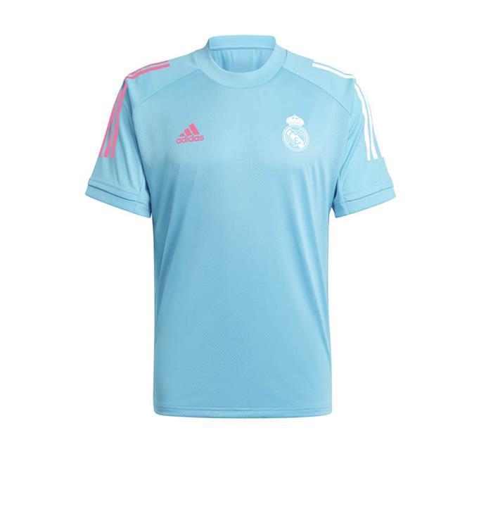 adidas Real Madrid Trainingsshirt 2020/2021 M