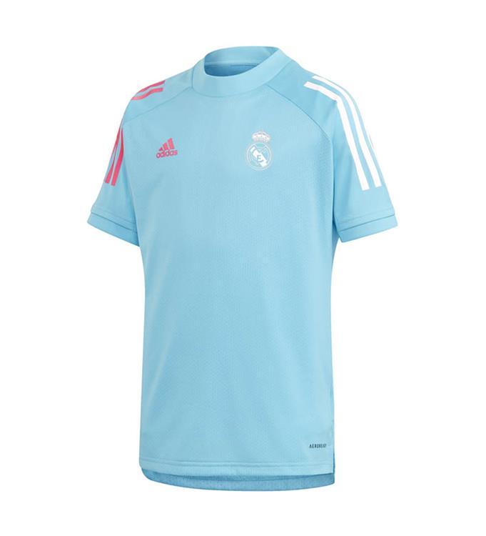 adidas Real Madrid Trainingsshirt 2020/2021 Y