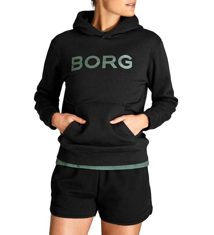 Björn Borg Logo Hoodie W
