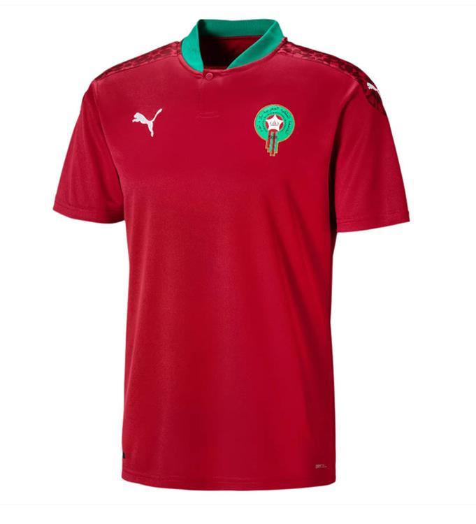 PUMA Marokko Thuisshirt 2020/2021 M