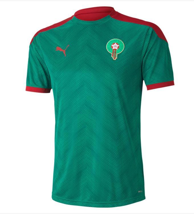 PUMA Marokko Stadium T-shirt 2020/2021 M