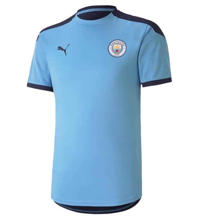 PUMA Manchester City Trainingsshirt 2020/2021 M