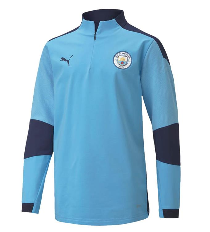 PUMA Manchester City Trainingstop 2020/2021 Y