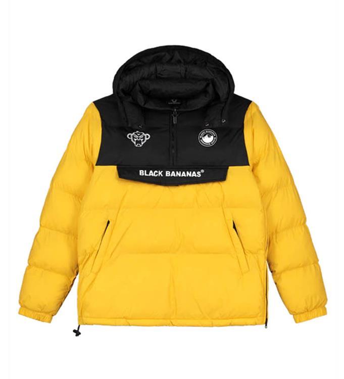 Black Bananas Anorak Block Jacket M