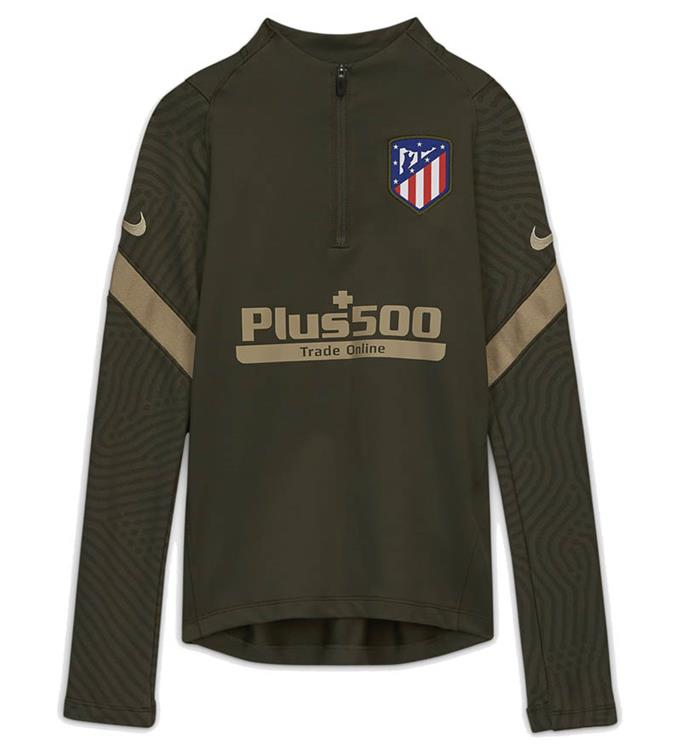 Nike Atletico Madrid Dry Strike Trainingstop 2020/2021 Y