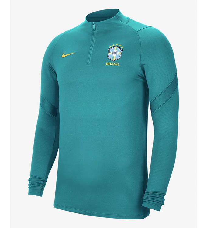 Nike Brazilië Dry Strike Trainingstop 2020/2021 M