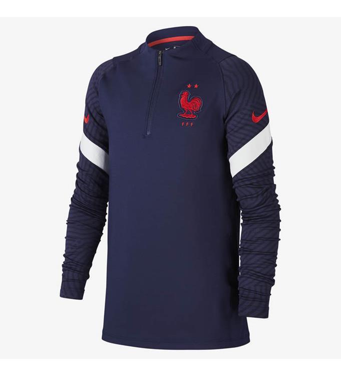 Nike Frankrijk Trainingstop 2020/2021 Y