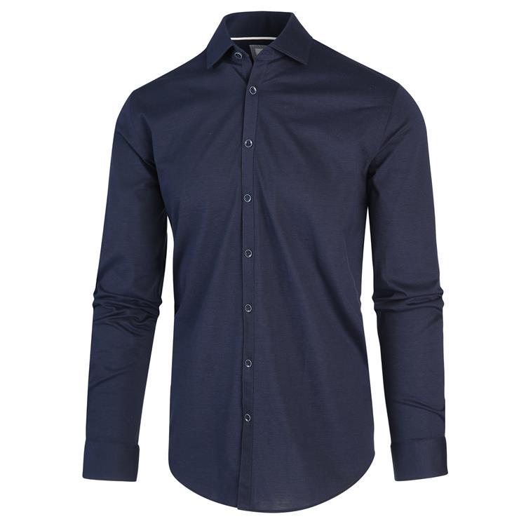 Blue Industry Overhemd 2102.22