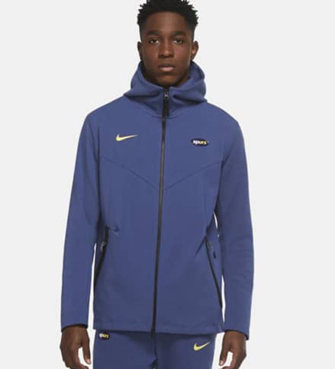Nike Tottenham Hotspur FC Tech Pack FZ Hoodie 2020/2021 M