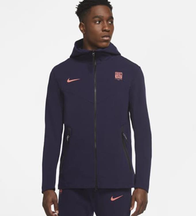 Nike Chelsea Fc Tech Pack FZ Hoodie CL 2020/2021 M