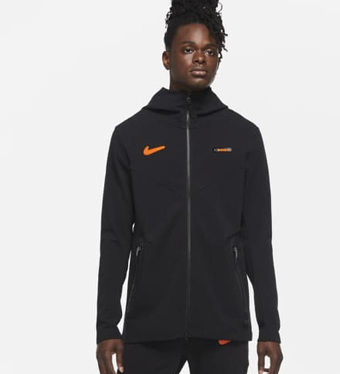 Nike AS Roma Tech Pack FZ CL Hoodie 2020/2021 M
