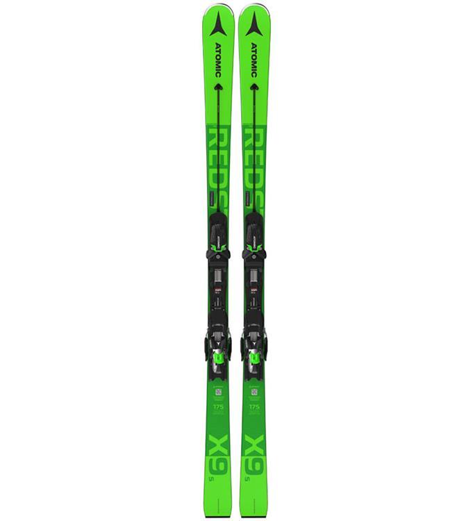 Atomic REDSTER X9 WB + X 12 GW Ski's M