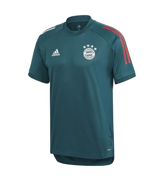 adidas F.C. Bayern Muchen Trainingsshirt 2020/2021 M