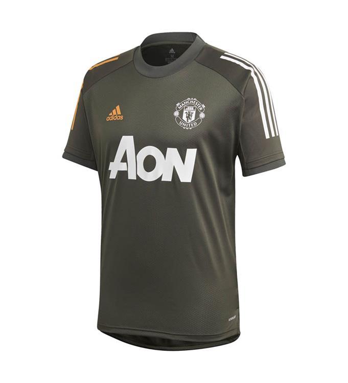 adidas Manchester United F.C. Trainingsshirt 2020/2021 M
