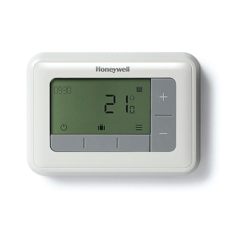 Honeywell Home T4 klokthermostaat - aan/uit