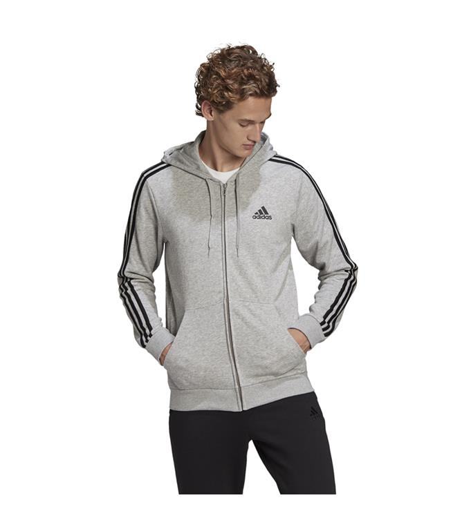 adidas 3S French Terry FZ Hoodie M