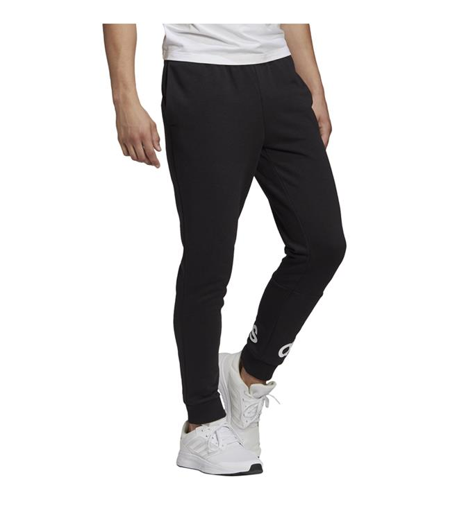 adidas French Terry Tapered Cuff Logo Trainingsbroek M