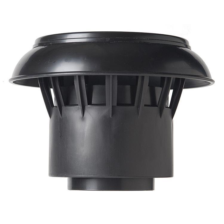 Anjo Vent-Alu 3000 ontluchtingkap - 110-125 mm kunststof