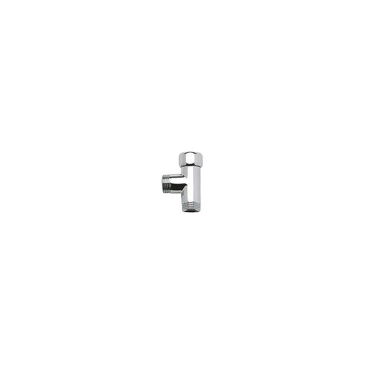 """Grohe Relexa t-stuk voor leegloopautomaat - 1/2"""""""