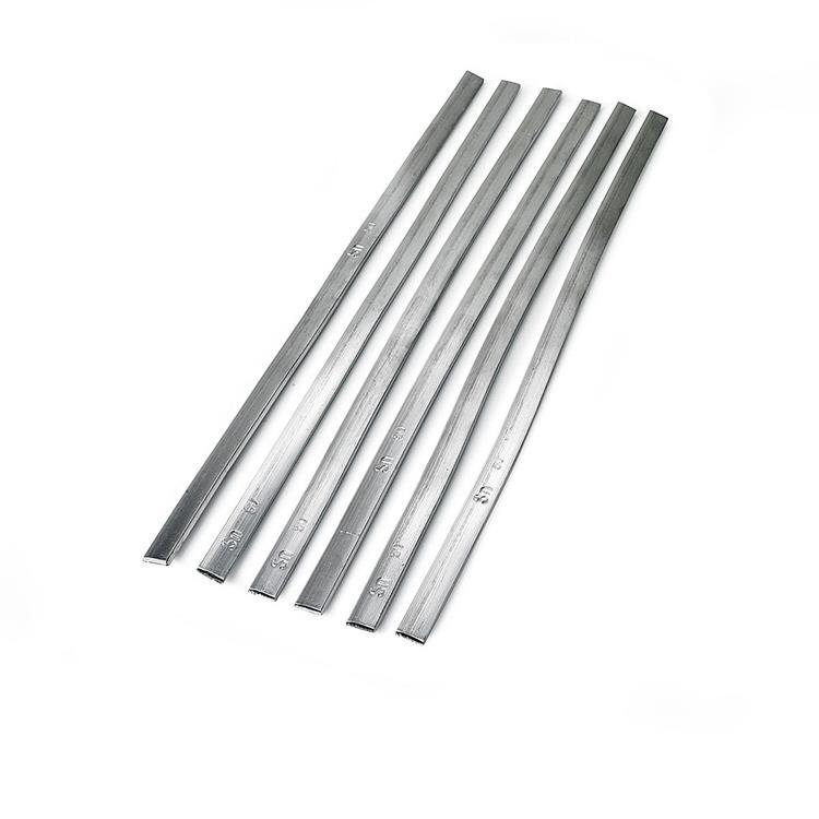 Tinsoldeer staaf - dun plat 50/50