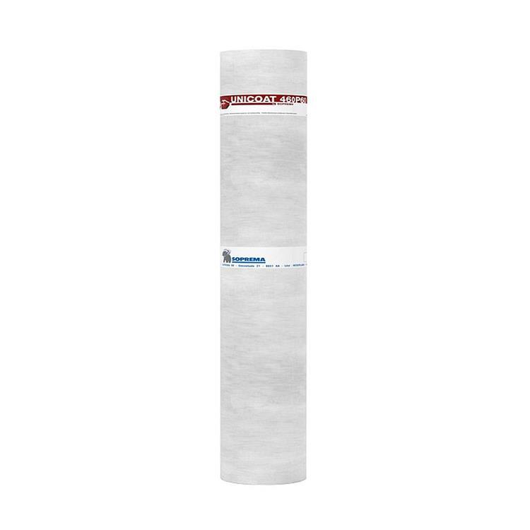 Soprema Unicoat 460P60 dakbedekking onderlaag - 15 meter