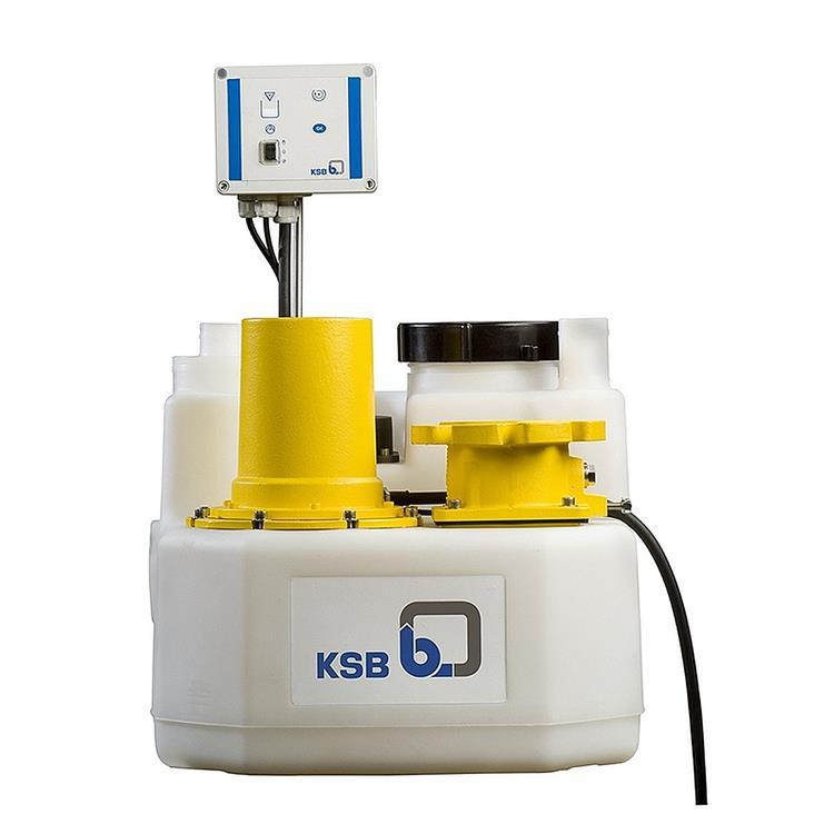 Ksb Mini-Compacta U100 vuilwaterpomp - 220v