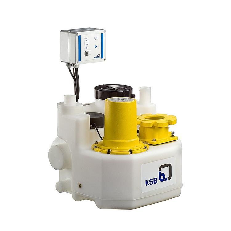 Ksb Mini-Compacta U60 vuilwaterpomp - 220v