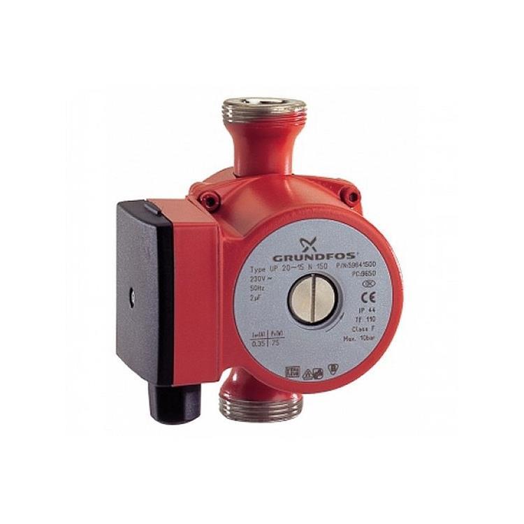 Grundfos UP tapwaterpomp - 20-15 N 150 230v