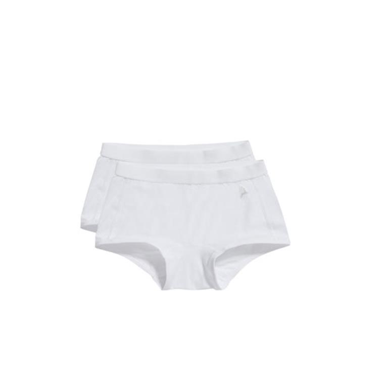 Ten Cate Girls Basic Shorts 2-6 jaar 2-pack