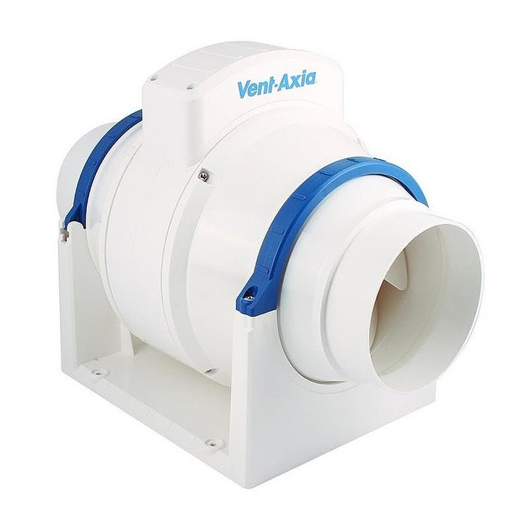 Vent Axia Lineair 125 In-lijn heliocentrifugale buisventilator
