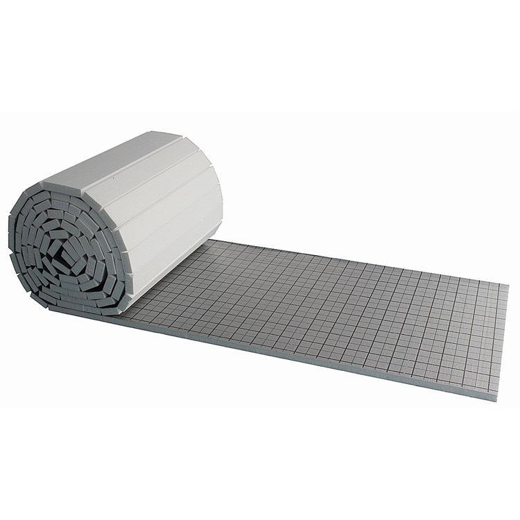 Fix tacker-isolatieplaat - 25 mm 10m2