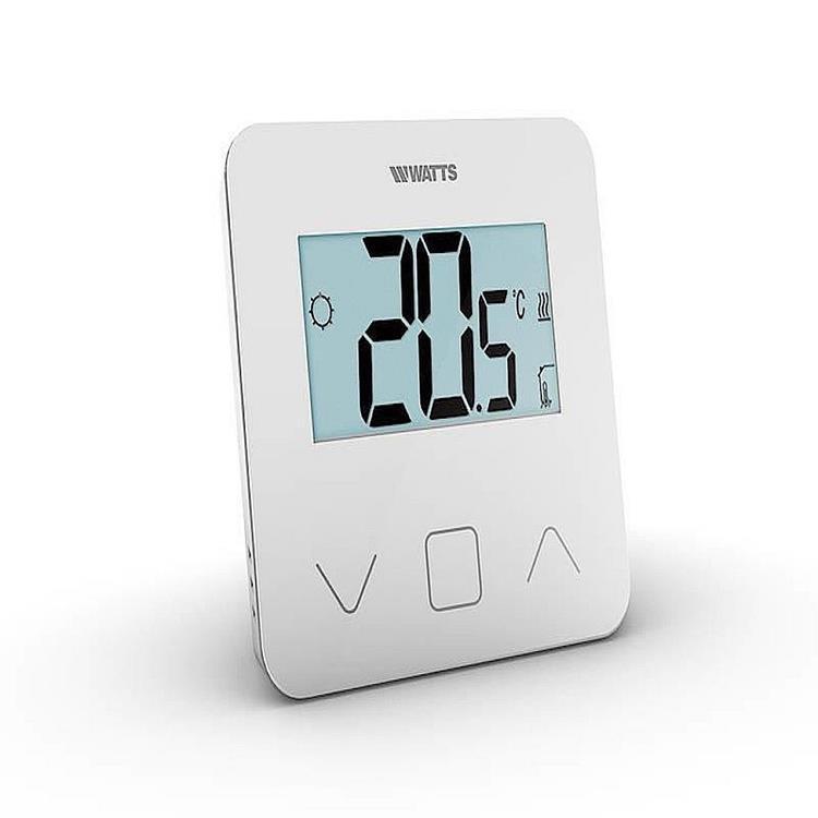 Watts Vision draadloze touch thermostaat - aan/uit zonder RF-module