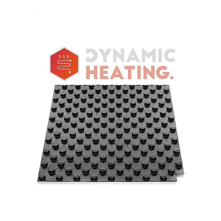 Dynamic Way noppenplaat - 1400x800x30 mm - 10 mm isolatie