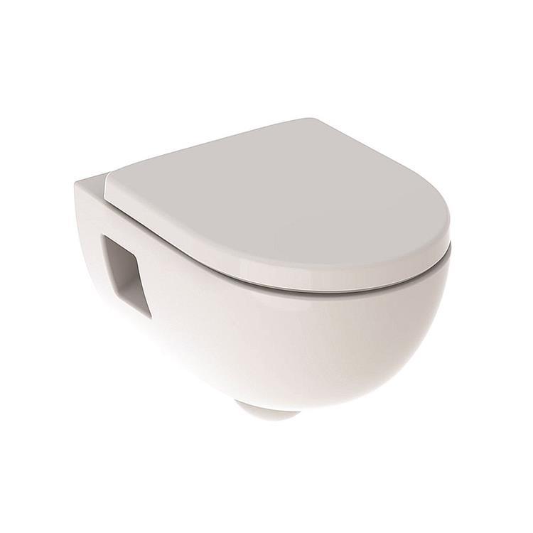 Geberit 300 Basic hangend toilet - Rimfree