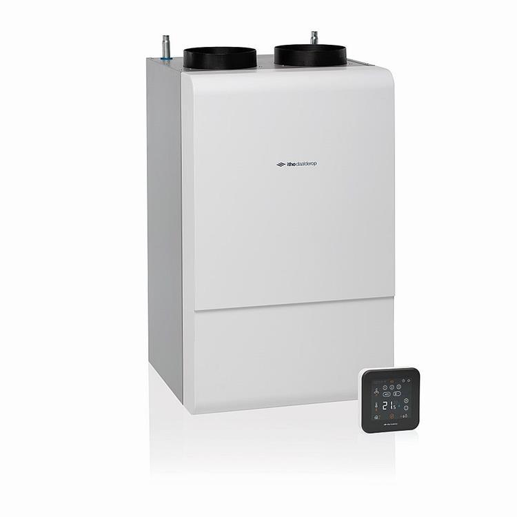 Itho Daalderop HP-M25i warmtepomp - met thermostaat