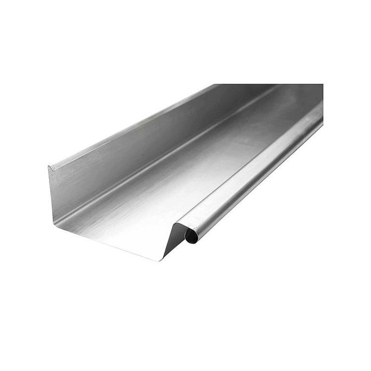 Bakgoot B30 - 3 meter zink