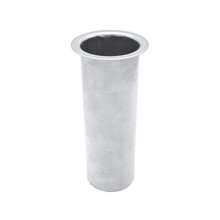 Steekpijp bakgoot - 80 mm 20 cm zink