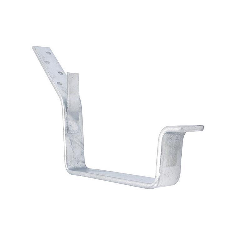 Gootbeugel bakgoot B44 - met lip staart model 45 gr 5 mm zink